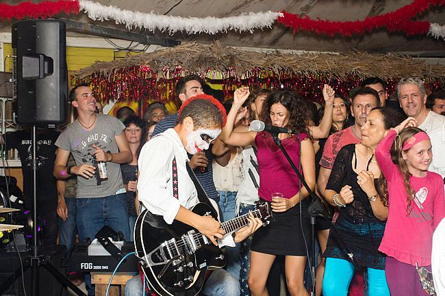 La scène Rock en Guadeloupe